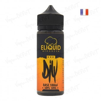 Liquide base ELIQUID-FRANCE 100 ml