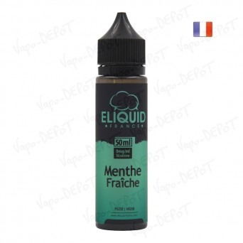 ELIQUID FRANCE MENTHE FRAICHE 50 ml