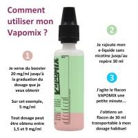 Flacon VAPOMIX 30 Millilitres