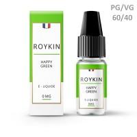 E-liquide Roykin-new Happy Green