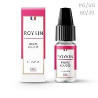 E-liquide Roykin-new Fruits Rouges