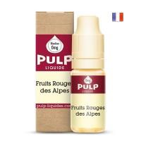 Pulp Fruits Rouges des Alpes