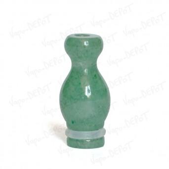 Drip Tip Jade - Forme Gourde