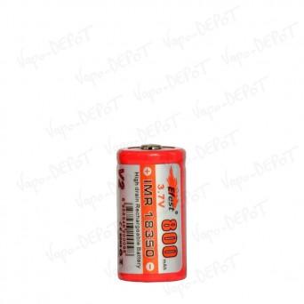 Batterie EFEST 18350 IMR 800 mAh