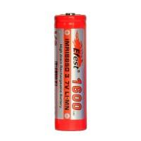 Batterie EFEST 18650 IMR 1600 mAh