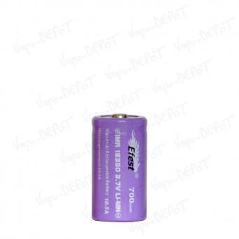Batterie EFEST 18350 HD IMR 700 mAh