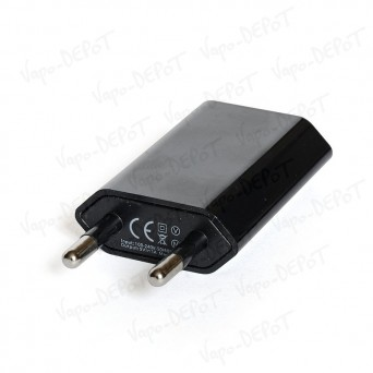 Adaptateur Secteur / USB Plat 1 Ampère