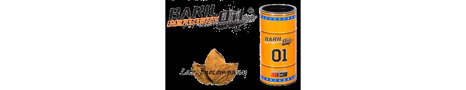 E-liquide BARIL OIL et BIOCOMPANY