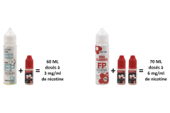 SHAKE and VAPE : flacons de plus de 10 ml