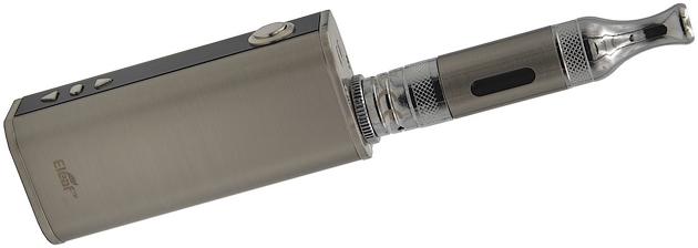 Batterie TC40 ELEAF + Adaptateur + Clearomiseur EGO