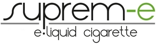 SUPREM-E : logo de la marque