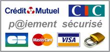 Paiement sécurisé CM-CIC